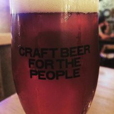 A great motto @brewdogofficial #craftbeer #craftbeerlife #craftbeernotcrapbeer #beer #staunchlycraft #instabeer