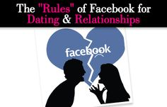 A hilarious guide to all things Facebook when it comes to your relatinship.