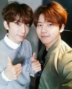 Gongchan & CNU