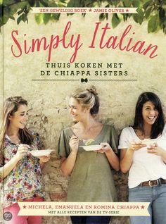 #Petite-amie Nummer 1 van onze top 3 kookboeken: Simply Italian