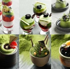 Appetizer Recipes, Appetizers, Afternoon Tea, Matcha, Tea Time, Panna Cotta, Sweets, Japanese Desserts, Ethnic Recipes