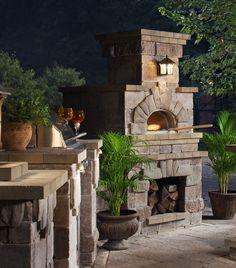 Belgard & Chicago Brick Oven | Outdoor Living by Belgard