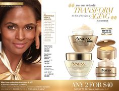#Avon #AnewUltimate - Any 2 for $40 - wwww.youravon.com/gkuper