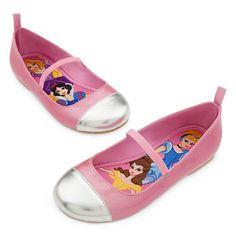 Disney Princess Ballet Flat for Girls | Shoes & Socks | Disney Store