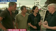 CNN reporters discuss the relief effort, the Philippine government's response to the disaster, and the humanitarian crisis that is still unfolding six days after the natural disaster.