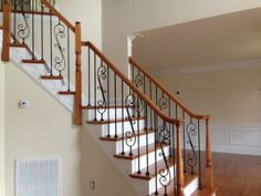 Staircase Installation NC Based In Cary Services: Staircase Renovation, Railing  Repair, Step Replacement, Baluster Replacement, Staircase Remodeling.