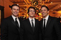 SNL Boys- Taran Killam, Andy Samberg and Seth Meyers