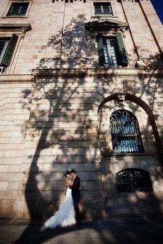 Prewedding photo session Barcelona 08