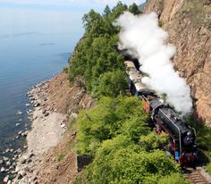 Embark on a journey of a lifetime and discover Russia's secrets beyond its major cities, Travelling across the country on the Trans-Siberian railway.