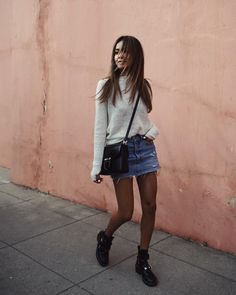 "Shop Sincerely Jules (@shop_sincerelyjules) on Instagram: ""Strollin' in our Elle sweater! 