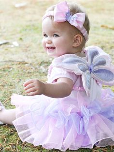 Travis Designs Girls Toddler Fairy Costume Tutu Wings Headband Fancy Dress Up Toddler Fairy Costume, Winter Fairy Costume, Fairy Costume Diy, Fairy Princess Costume, Princess Tutu, Fairy Costumes, Carnival Costumes, Halloween Costumes, Toddler Fancy Dress