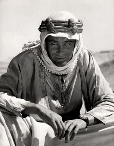 Peter O'Toole Lawrence of Arabia (1962) Director: David Lean