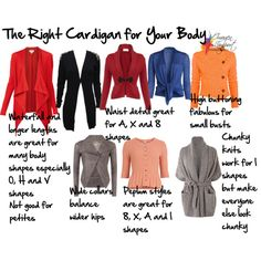 Cardigans for your body shape by imogenl on Polyvore featuring mode, Witchery, Vivienne Westwood Anglomania, Denim & Supply by Ralph Lauren, VILA and NIC+ZOE