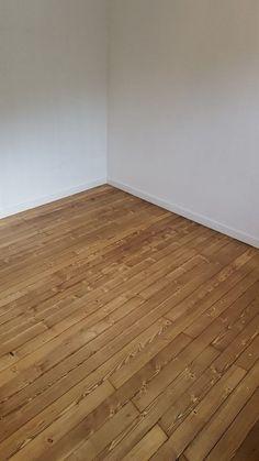 Nyslipt #furugulv. Hardwood Floors, Flooring, Beige, Wood Floor Tiles, Wood Flooring, Floor