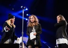 Amnesty International concert, featuring Madonna and Pussy Riot, puts focus on Russia