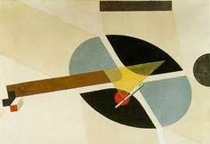 el lissitzky blue black yellow red