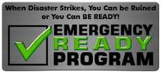 Emergency Ready Program App.