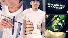 Showcase of Best T-Shirts Designs Inspiration