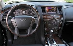 Infiniti's QX56 luxury SUV is plush and comfortable - TheTopTier.net - The Best in Luxury and Affluence