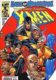 Uncanny X-Men (1963 series) #378 Marvel