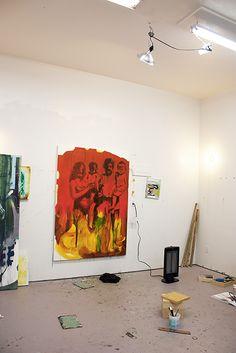 Daily Studio Updates: Man of Hope, Man in Progress | Bartosz Beda