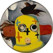 Georgia O'Keeffe - Paul's Kachina, 1931.