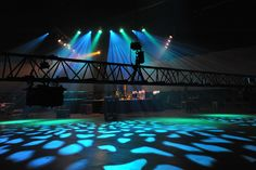 We offer concert style lighting in Toronto at Weddings www.djizm.org