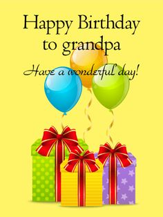 25 best birthday cards for grandfather images on pinterest happy birthday card for grandpa dont forget your m4hsunfo
