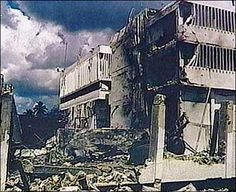 "August 7, 1998 U.S. embassy in Tanzania -- ""On August 7, 1998, bombings at American embassies in Kenya and Tanzania killed more than 200 people and wounded 5,000 in Nairobi and Dar es Salaam (which ironically means 'House of Peace')."""