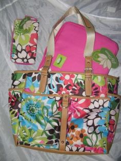 Passion for Prints on Purses on Pinterest | Lilies, Lunch ...