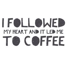 We ❤️ ☕️! For all those coffee lovers  @esprosini