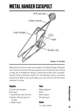 Survival Helpful Tips For survival gear weapons Survival Weapons, Survival Knife, Survival Gear, Garage Workbench Plans, Metal Coat Hangers, Earthquake Kits, Fun Crafts To Do, Weapon Of Mass Destruction, Survival Equipment