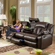 This Dowling 6 Piece Power Reclining Sofa Will Do Home Decorators