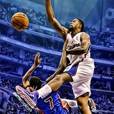 DeAndre Jordan Posterized Detroit Pistons Guard Brandon Knight - Hip Hop Music and News- Promotewho