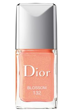 Pretty Painted Fingers &Toes Nai Polish| Serafini Amelia| Dior 'Vernis - Trianon' Nail Enamel available at #Nordstrom