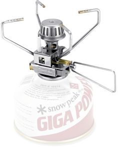 The best ultralight backpacking stove out there. Add the wind shield for a great setup.
