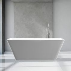 Modern Bathtubs Influenced by Rivers of the World - River Range