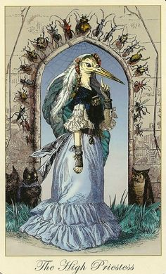 I love this. The black cat and owl as dark facets of the human subconcious mixed with the bird symbolism is beautiful. Explains why ive always felt one with herons and egrets and birds of that sort