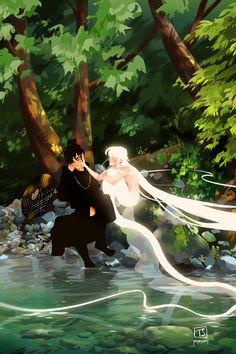 Fantasy Character Design, Character Inspiration, Character Art, Dark Fantasy Art, Fantasy Artwork, Pretty Art, Cute Art, Fanart, Image Manga