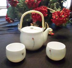 Beautiful Oriental TeaPot Tea Pot with by SweetTeaTreasures, $25.00