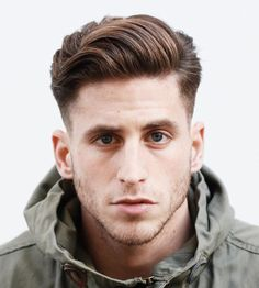 5 Fresh Men's Medium Hairstyles http://www.menshairstyletrends.com/5-fresh-mens-medium-hairstyles/