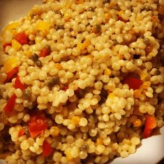 Try this Israeli (Pearl) Couscous recipe, or contribute your own. Try this Israeli (Pearl) Couscous recipe, or contribute your own. Best Pressure Cooker Recipes, Instant Pot Pressure Cooker, Slow Cooker, Pearl Couscous Recipes, Best Instant Pot Recipe, Easy Family Meals, Family Recipes, Easy Meals, Tasty Dishes