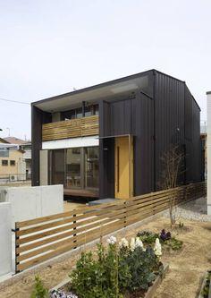 ファサード: Osamu Sano Architect & associatesが手掛けたtranslation missing: jp.style.家.eclectic家です。