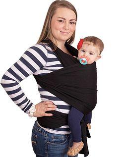 c04164ba7e6 Amazon.com   4-in-1 CuddleBug Baby Wrap Carrier