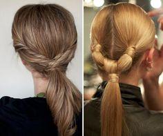 Hair ponytails, cute ponytail ideas