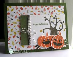 Fall Fest, Fun Fall framelits, Teeny Tiny Wishes -- Stampin' Seasons: Arrrgh.........FMS158