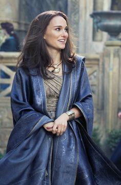 Natalie Portman in Thor: The Dark World
