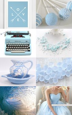 I NEVER GET TIRED OF BLUE by Adele on Etsy--Pinned with TreasuryPin.com