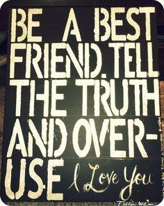 Lee Brice's words of wisdom... :)