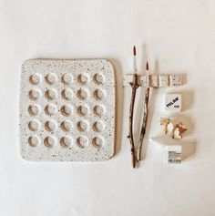 Ceramic Shop, Ceramic Clay, Ceramic Pottery, Diy Clay, Clay Crafts, Arts And Crafts, Diy Crafts Videos, Clay Art Projects, Clay Paint